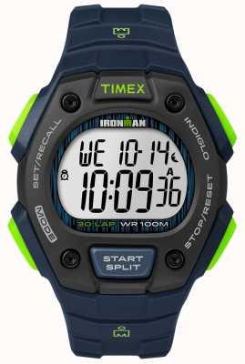 Timex Ironman classic 30 fs preto e cal TW5M11600D7PF