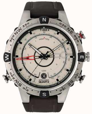 Timex Bússola temp temp inteligente de quartzo T2N721D7PF