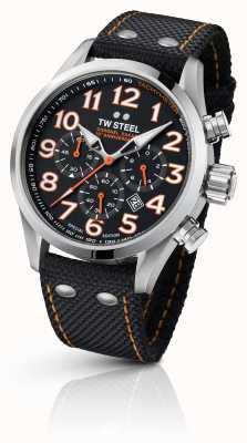 TW Steel Coronel dakar 10º aniversário edição limitada mens watch TW963