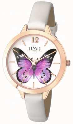 Limit Relógio de borboleta de jardim secreto das mulheres 6272.73