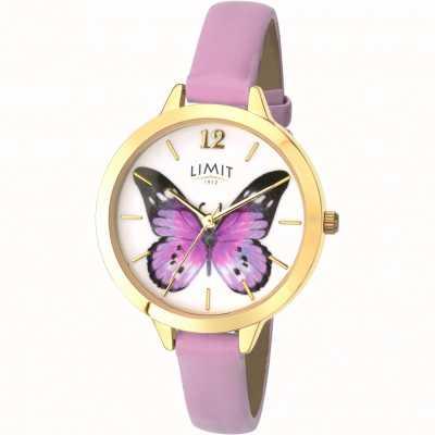 Limit Relógio de borboleta de jardim secreto das mulheres 6273.73