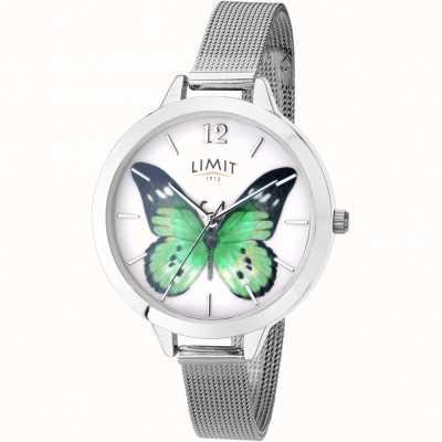 Limit Relógio de borboleta de jardim secreto das mulheres 6277.73