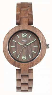 WeWood Mimosa | correia de madeira | cara de madeira | 70205700