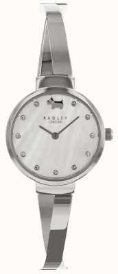 Radley Senhoras de prata 26 milímetros caso RY4333