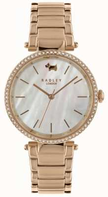 Radley Ladies 34mm case sunset bez mostrador branco RY4338