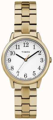 Timex Bracelete de aço inoxidável da faixa da expedição das mulheres 31mm TW2R58900