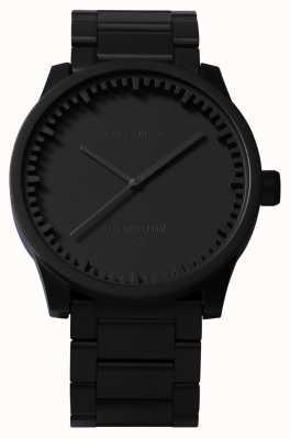 Leff Amsterdam Pulseira de relógio preto tubo s42 preto LT72102
