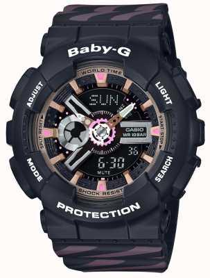 Casio Cronógrafo de alarme baby-g chance BA-110CH-1AER