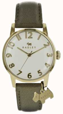 Radley Womens liverpool street watch bracelete de bronze RY2594