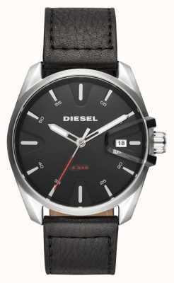 Diesel Mens ms9 nsbb pulseira de couro DZ1862