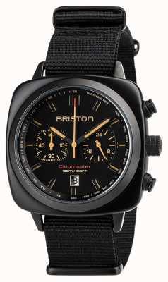 Briston | esporte clubmaster preto matt | 18142.PBAM.BS.4.NB