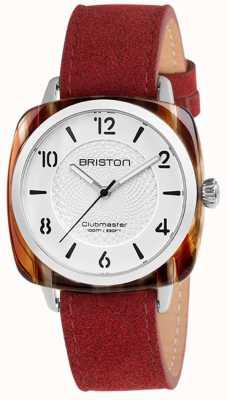 Briston Discagem clubmaster chique cinta azul 18536.SA.BE.2G.LNR