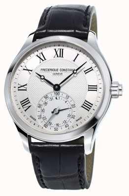 Frederique Constant Relógio de pulso preto para homens FC-285MC5B6