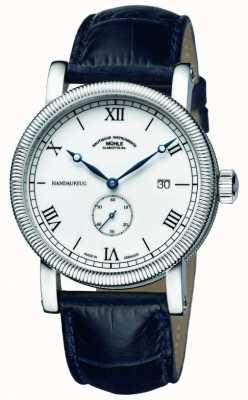 Muhle Glashutte Ex display teutonia iii handaufzug kleine sekunde leather -EX-DISPLAY