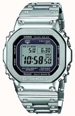 Casio Edição limitada G-shock Bluetooth controlado por rádio solar GMW-B5000D-1ER