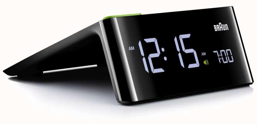 Braun Despertador digital de cabeceira BNC016BKUK