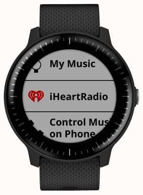 Garmin Vivoactive 3 música hr gps smartwatch preto 010-01985-02
