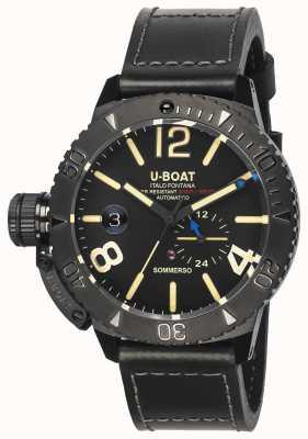 U-Boat Sommerso 46 dlc relógio automático 9015