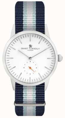 Smart Turnout Assista Signature - branco com alça yh STK3/WH/56/W