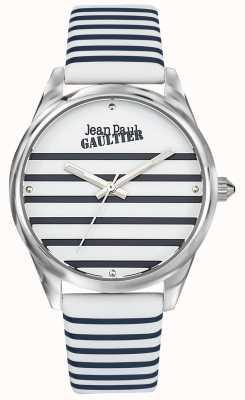 Jean Paul Gaultier Pulseira de couro para mulher JP8502416
