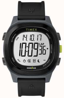Timex Homem de ferro preto essencial relógio TW5M18900SU