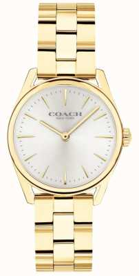 Coach Pulseira de ouro moderno de luxo das mulheres 14503208