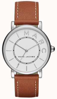 Marc Jacobs Relógio clássico de marc jacobs womens marrom couro MJ1571