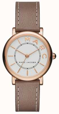 Marc Jacobs Relógio marc jacobs classic couro cinza para mulher MJ1538