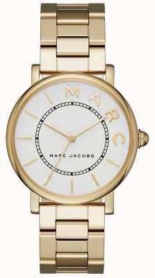 Marc Jacobs Pulseira de PVD clássica em ouro para mulher MJ3522