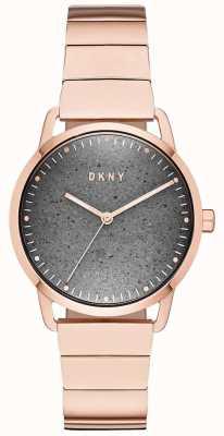 DKNY Dkny senhoras greenpoint assistir subiu ouro NY2757