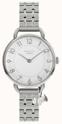 Radley Senhoras assistem pulseira de ombro aberto de prata RY4343