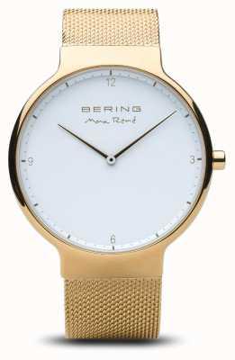 Bering Max rené | ouro polido 15540-334