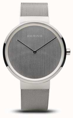 Bering Clássico | prata polida | bering 14539-000