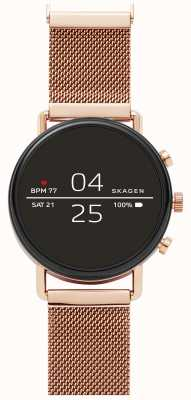 Skagen Falster 2 gen 4 smartwatch ouro rosa ex-display SKT5103-Ex-Display