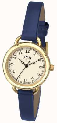 Limit Senhoras relógio limite | cinta azul 6232.01