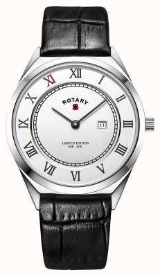 Rotary Edição limitada do relógio wwi centenário BRITISHLEGION1