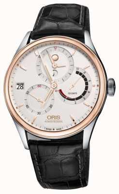 Oris Artelier calibre 112 mens watch 01 112 7726 6351-set 1 23 73fc