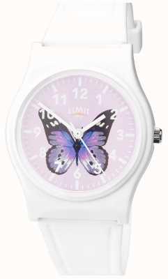 Limit | senhoras relógio jardim secreto | mostrador borboleta roxa | 60029.37