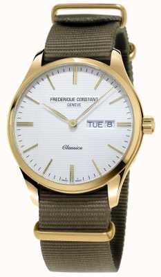 Frederique Constant | quartzo clássico masculino | FC-225ST5B5