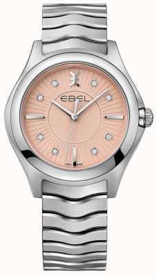EBEL Pulseira de aço inoxidável pulseira rosa 1216303