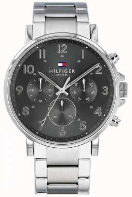 Tommy Hilfiger | relógio daniel em aço inoxidável para homem | 1710382