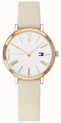 Tommy Hilfiger | projeto de senhora z relógio de couro | 1782051