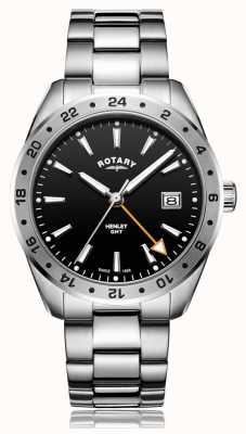Rotary | gents pulseiras de aço inoxidável | GB05295/04