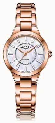Rotary | senhoras subiram pulseira de ouro | LB05379/41