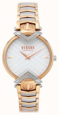 Versus Versace | senhoras pulseira de dois tons | VSPLH0719
