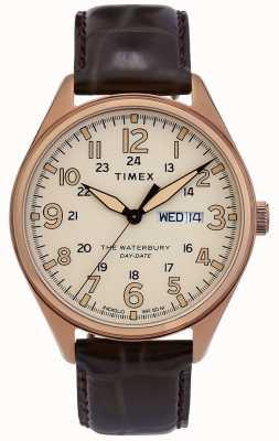Timex | Waterbury | tradicional | relógio de data de dia | TW2R89200D7PF