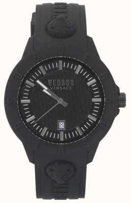 Versus Versace | senhoras relógio preto | VSPOY2318