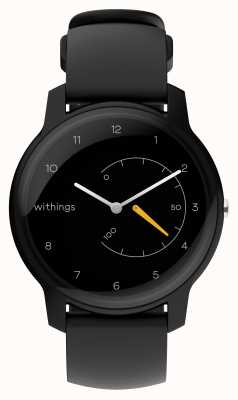 Withings Mover o rastreador de atividades preto e amarelo HWA06-MODEL 1-ALL-INT