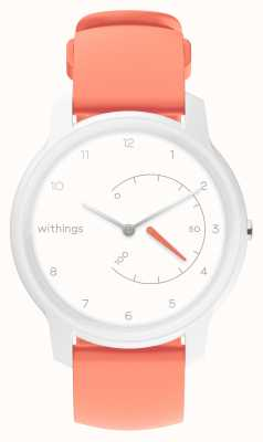 Withings Mover o rastreador de atividades branco e coral HWA06-MODEL 5-ALL-INT