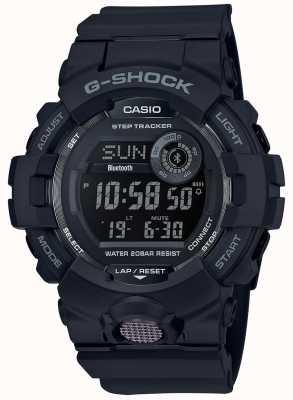 Casio | relógio de borracha digital preto | GBD-800-1BER